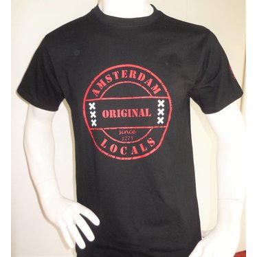 Amsterdam Locals T-Shirts Amsterdam Locals