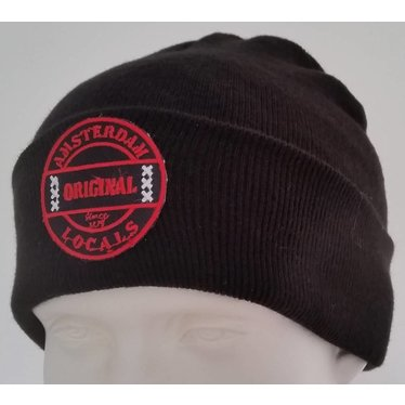 Amsterdam Locals Warm winter Beanie