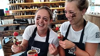 Besuchen Sie unsere CHCO Cafés