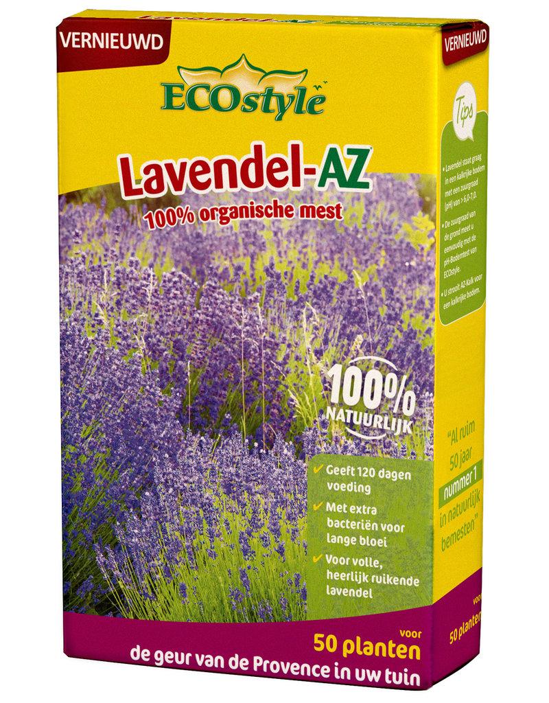 Ecostyle Lavendel-AZ meststof 800 gram (voor ca. 50 planten)