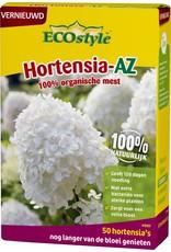 Ecostyle Hortensia-AZ meststof 1,6 kg (voor ca. 50 planten)