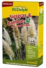 Ecostyle Bamboe & Siergras-AZ meststof 800 gram (voor ca. 25 planten)