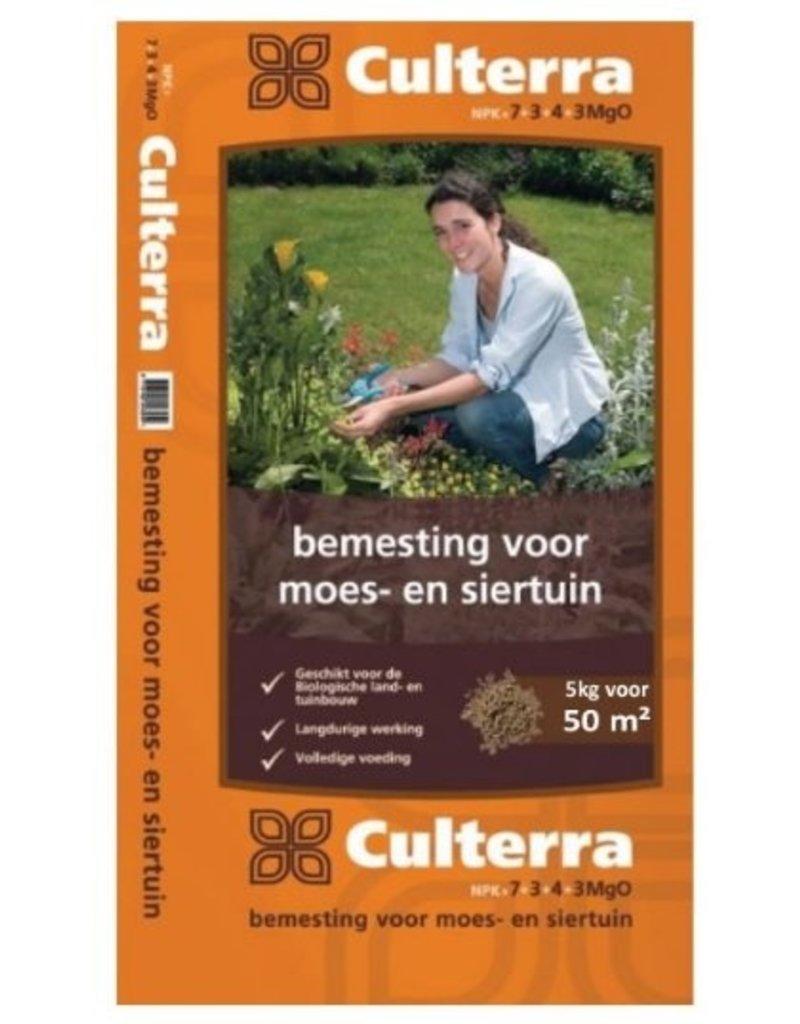 Culterra Oranje 7+3+4 (biologisch) 5 kg (voor ca. 50 m²)