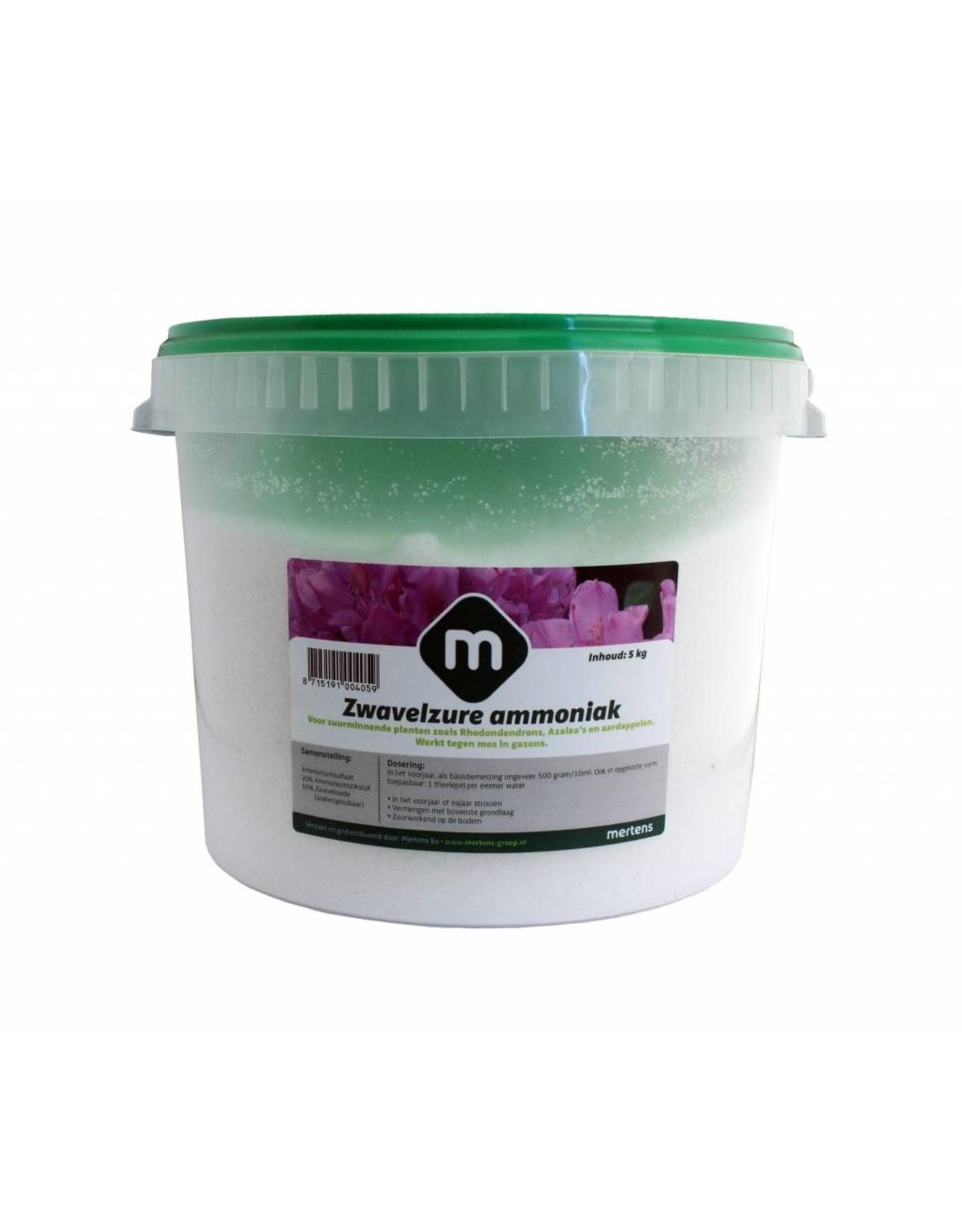 Mertens Zwavelzure ammoniak 5 kg