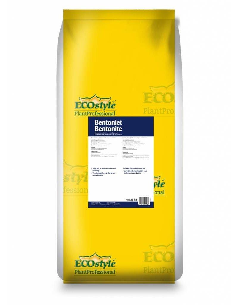 Ecostyle Professioneel Bentoniet zandgrondverbeteraar 25 kg