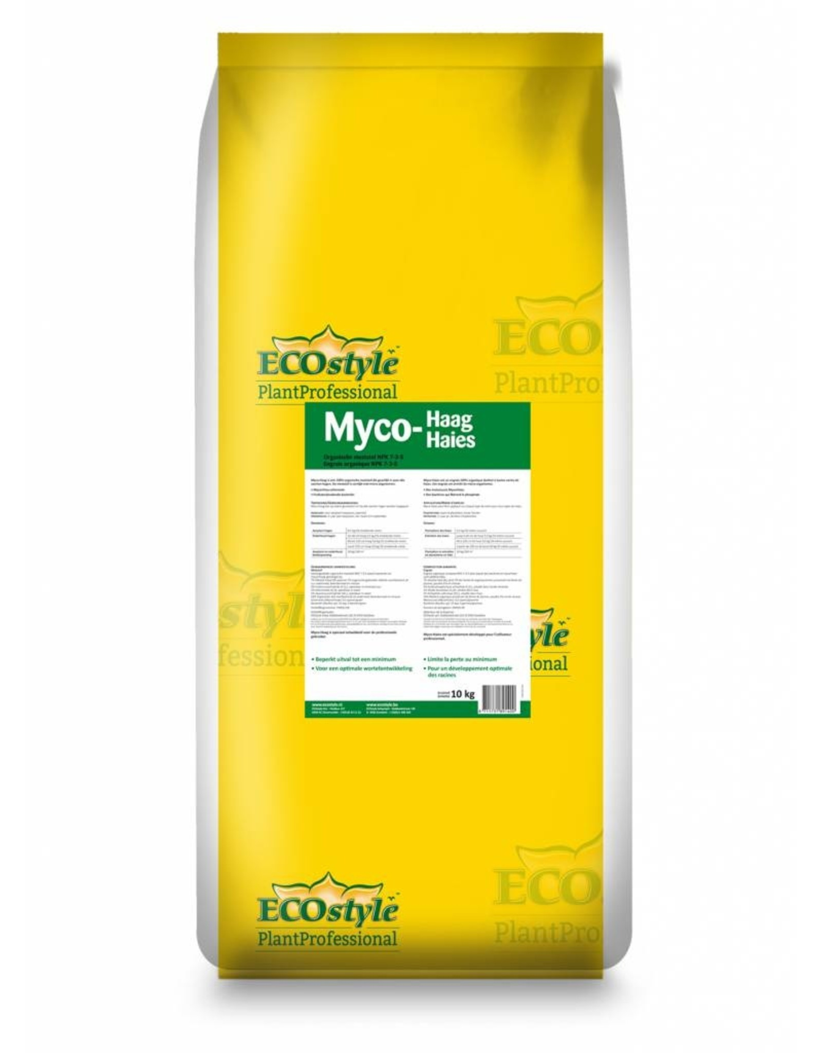 Ecostyle Professioneel Myco-Haag Meststof 10 kg
