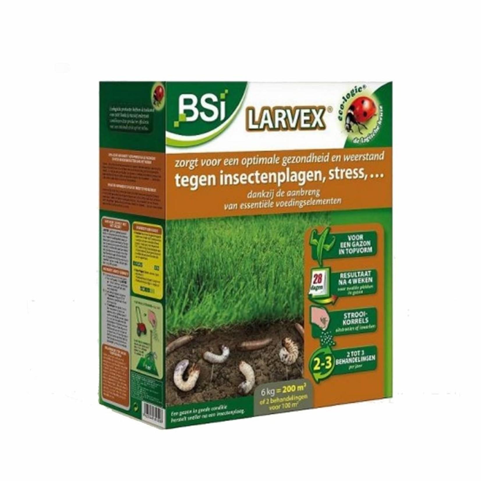 BSi Larvex 6 kg tegen engerlingen & emelten
