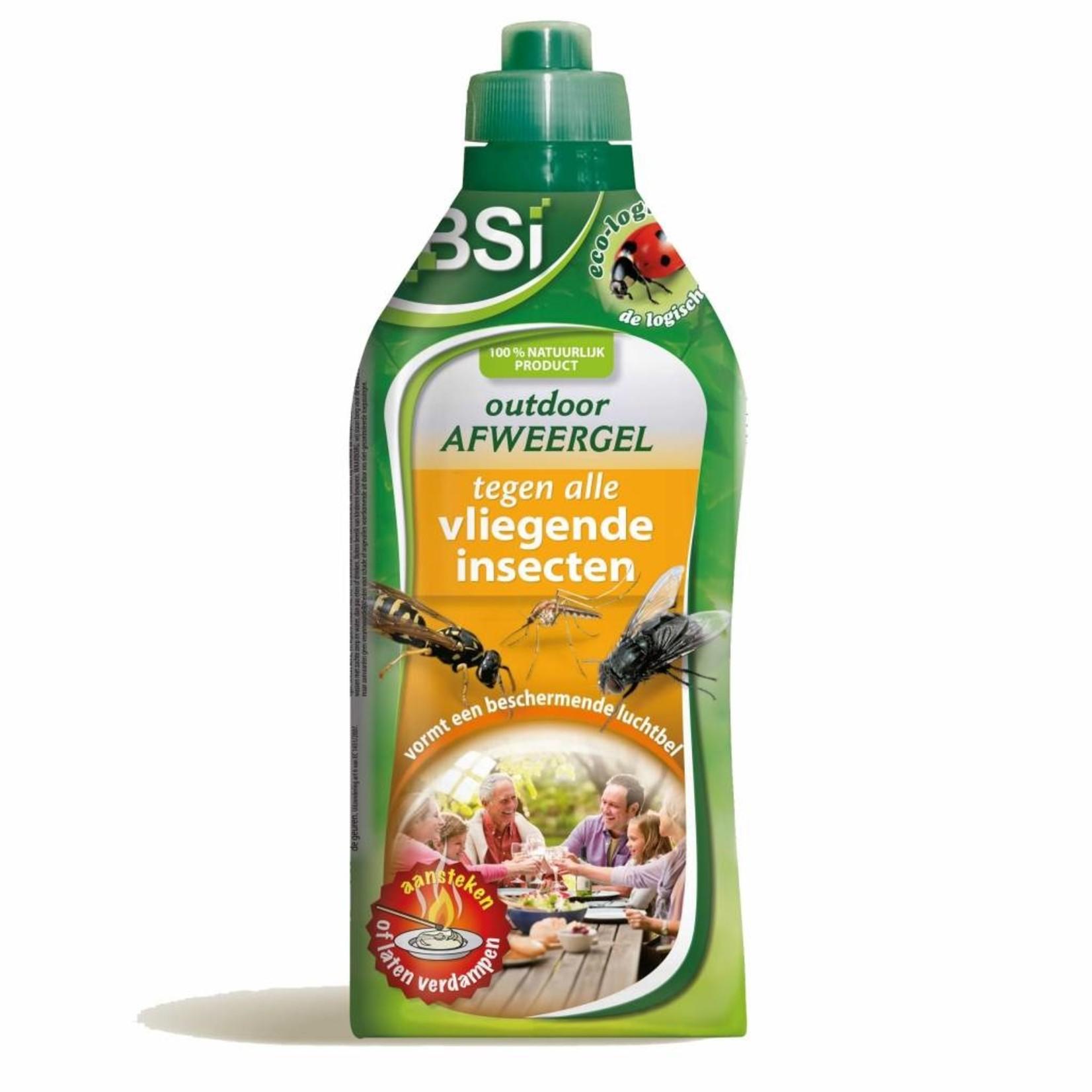 BSi Outdoor afweergel 1 Liter tegen vliegende insecten