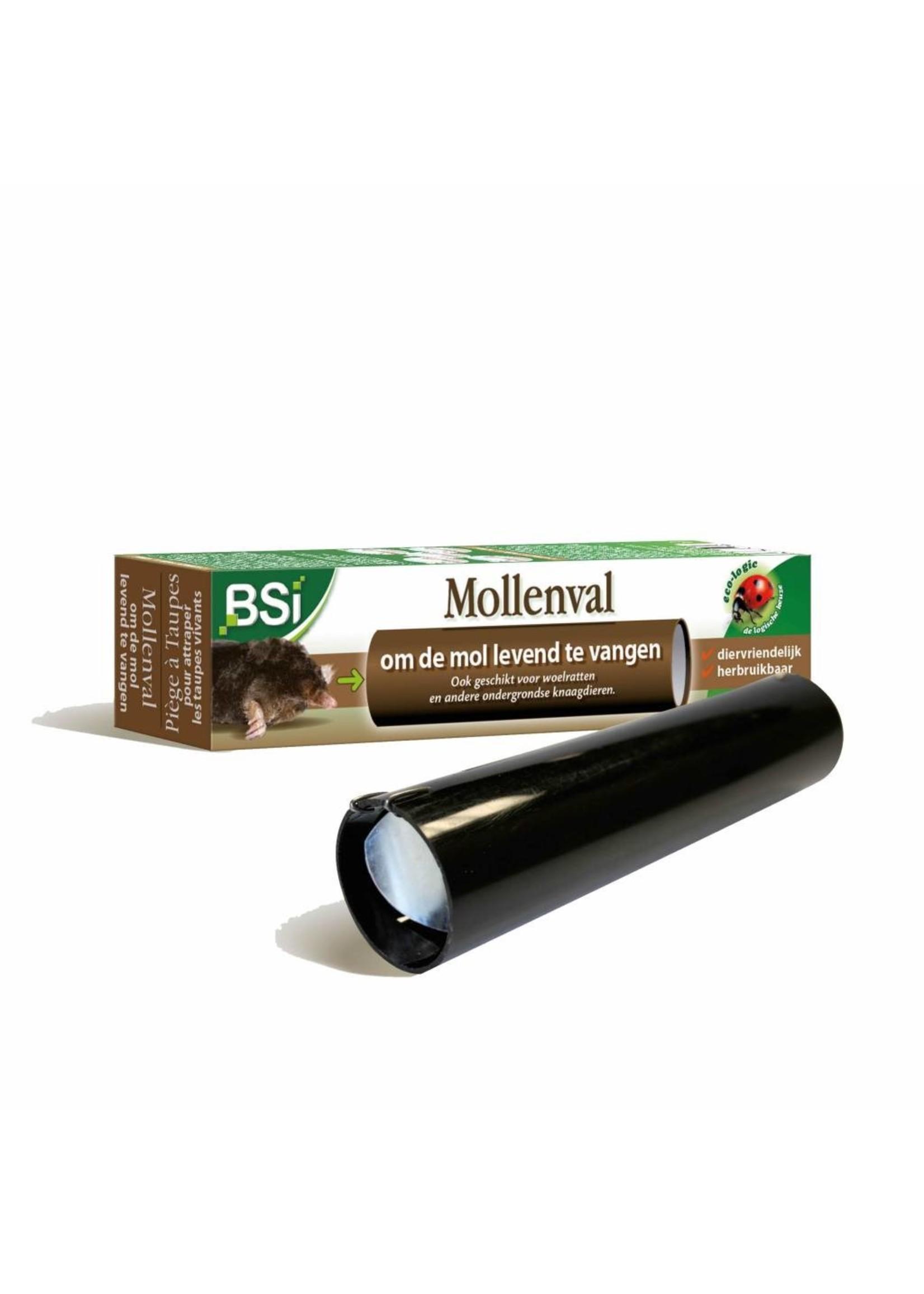 BSi Mollen -en woelratval