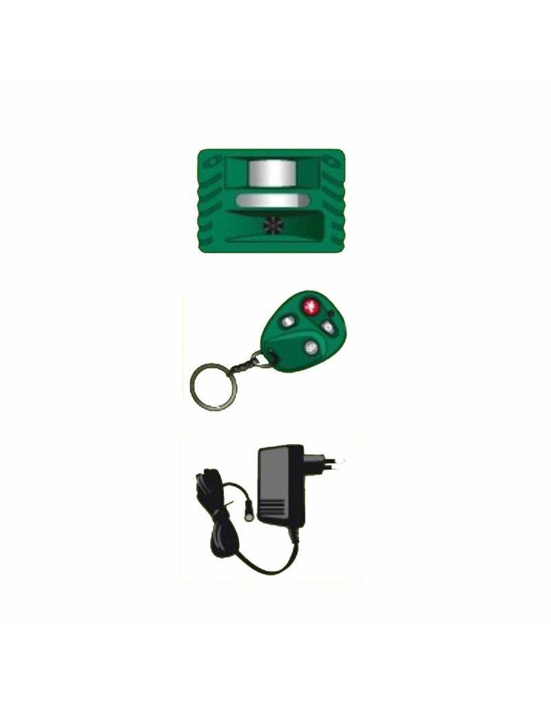 BSi Multistop outdoor ongedierteverjager + gratis adapter
