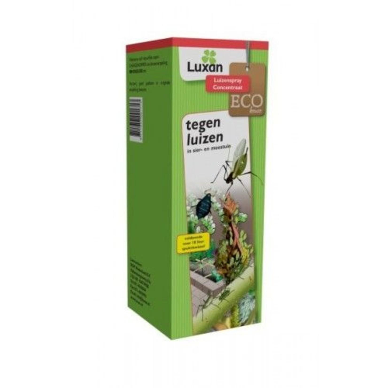 Luxan Luizenspray tegen luizen 500 ml (concentraat)