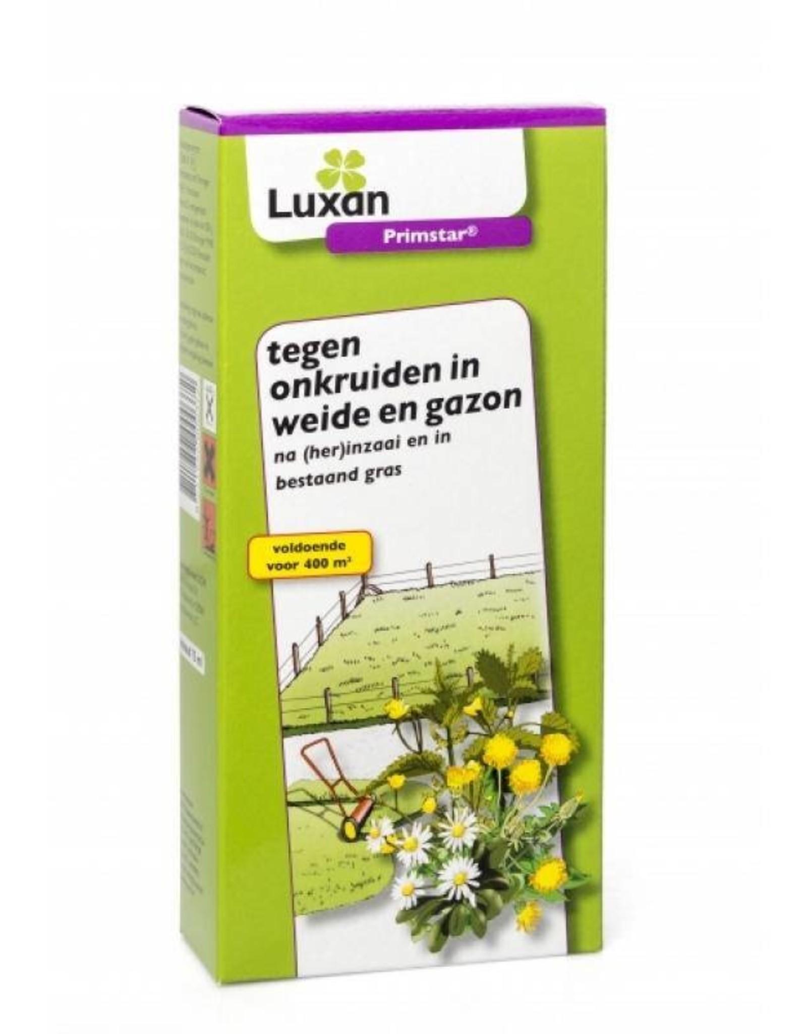 Luxan Primstar 75 ml (concentraat) tegen onkruiden in weide en gazon