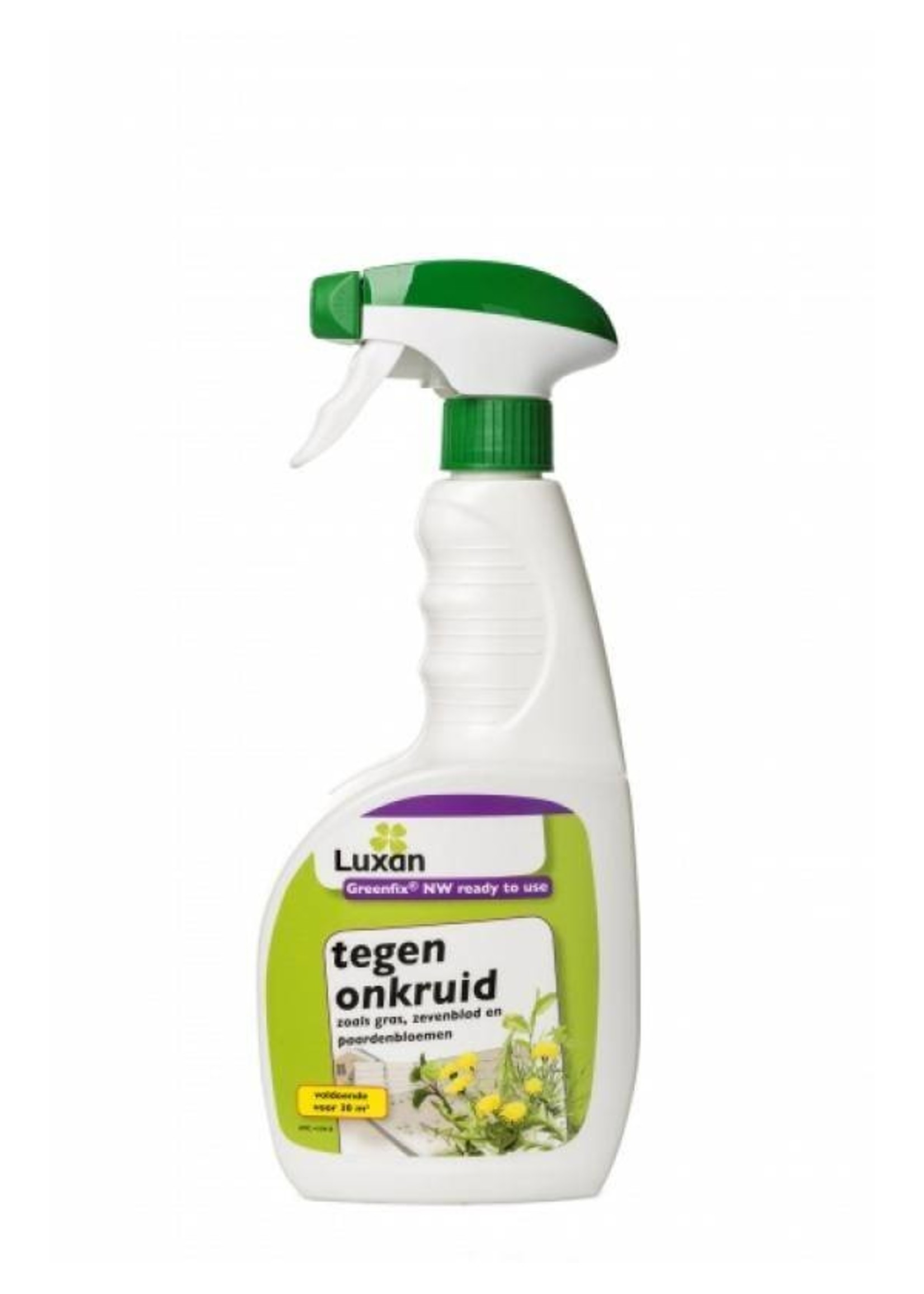 Luxan Greenfix Onkruidruimer Ready To Use 750 ml (spray)