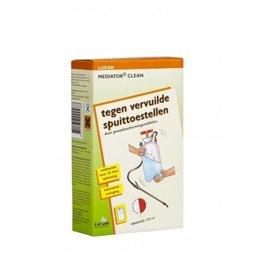 Luxan Mediator Clean tegen vervuilde drukspuiten