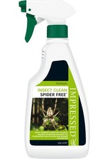 IMPRESSED Insect Clean Spider Free / Web Free 500 ml (spray)