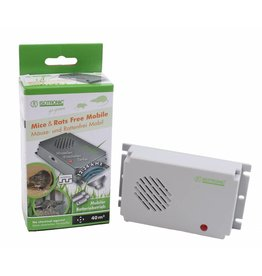 Isotronic Muizen -en rattenverjager op batterijen