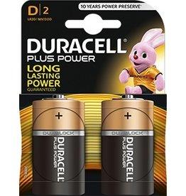 Duracell Batterijen type D (4 stuks)