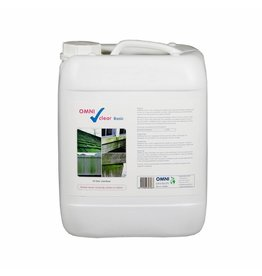 Omni Clear Basic vloeibaar 10 liter (concentraat)