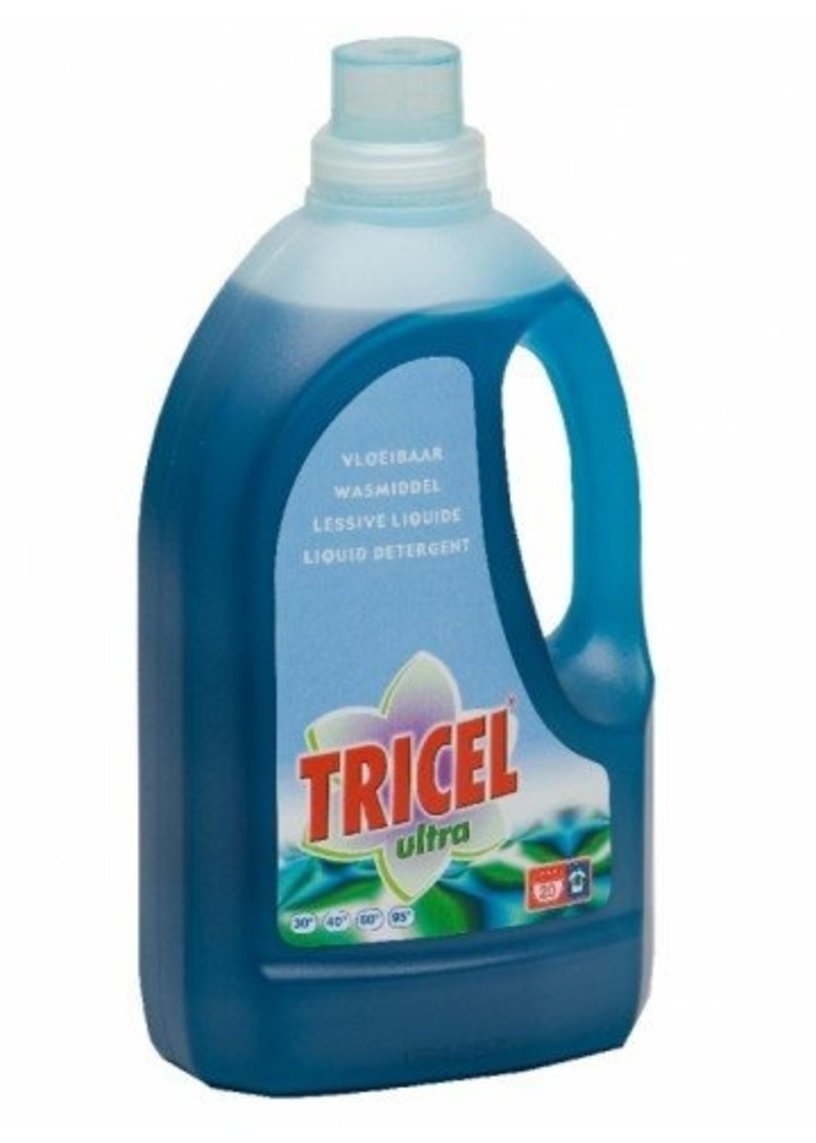 Tricel Wasmiddel Ultra vloeibaar 1.5 liter