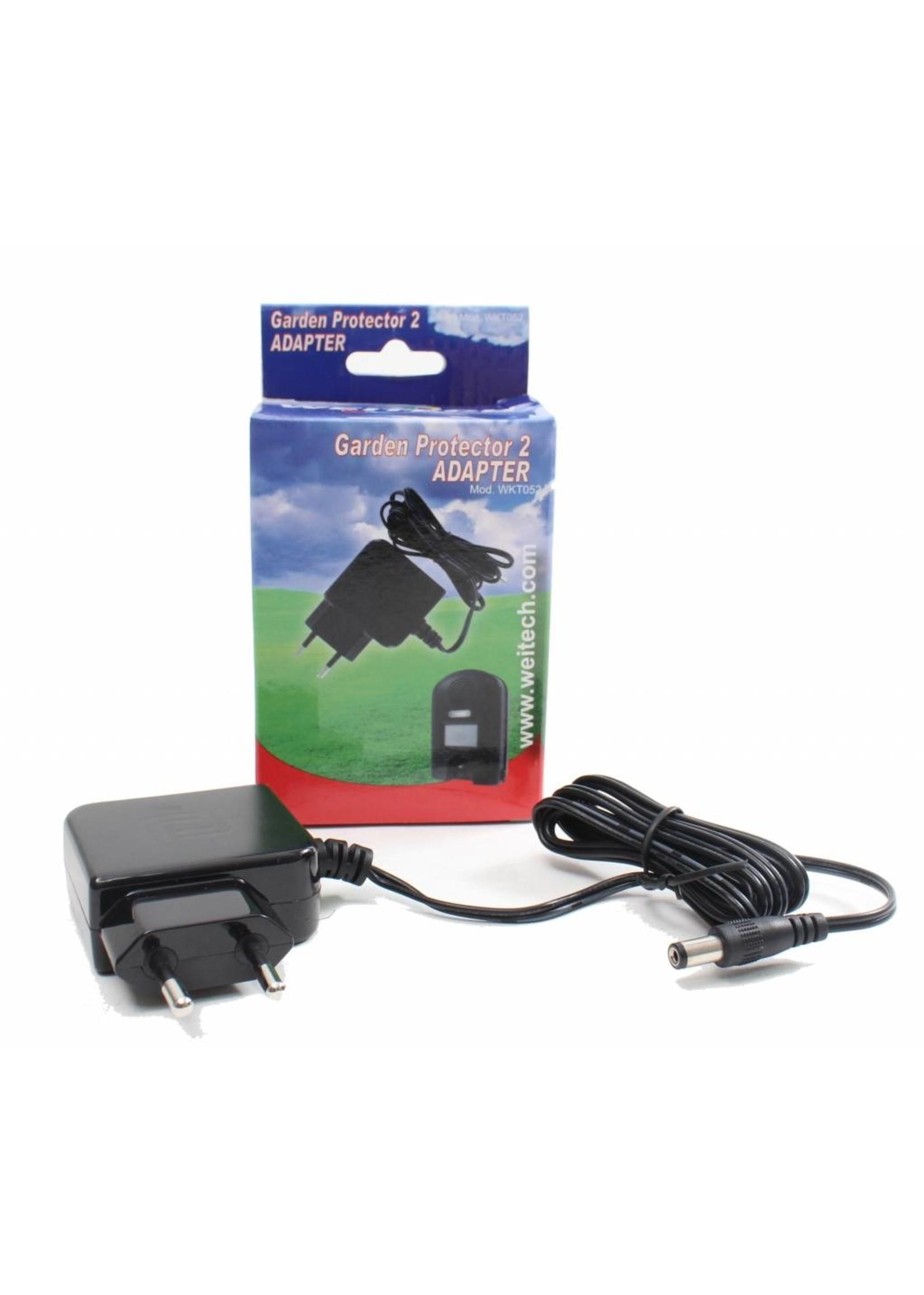 Weitech Adapter tbv Garden Protector W0052 / W0054 / W0055