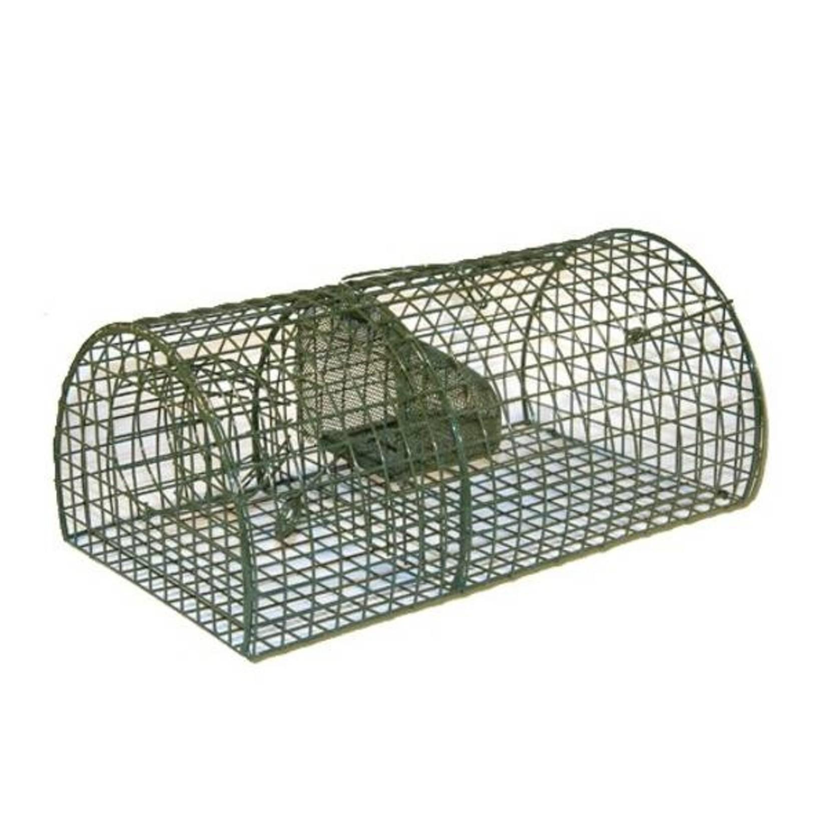 Kerbl levend vangende Rattenvangkooi Multirat