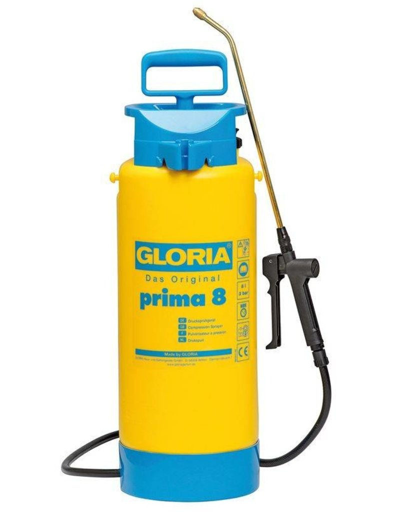 Gloria Huis en Tuin Drukspuit Prima 8 - 8 liter