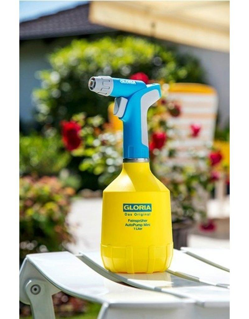 Gloria Fijnsproeier AutoPump mini - 1 liter