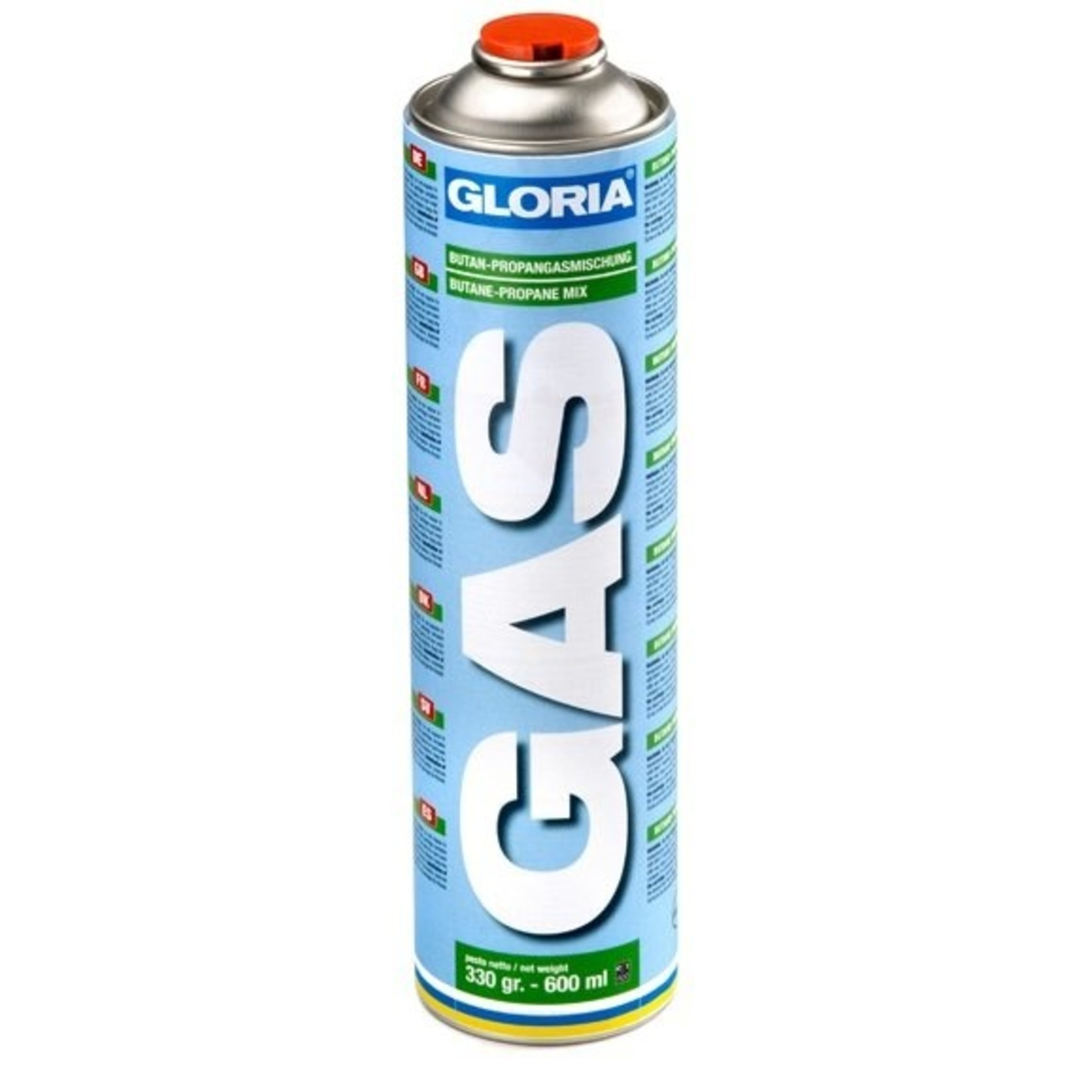 Gloria Thermoflamm los gasflesje 600 ml / 330 gram