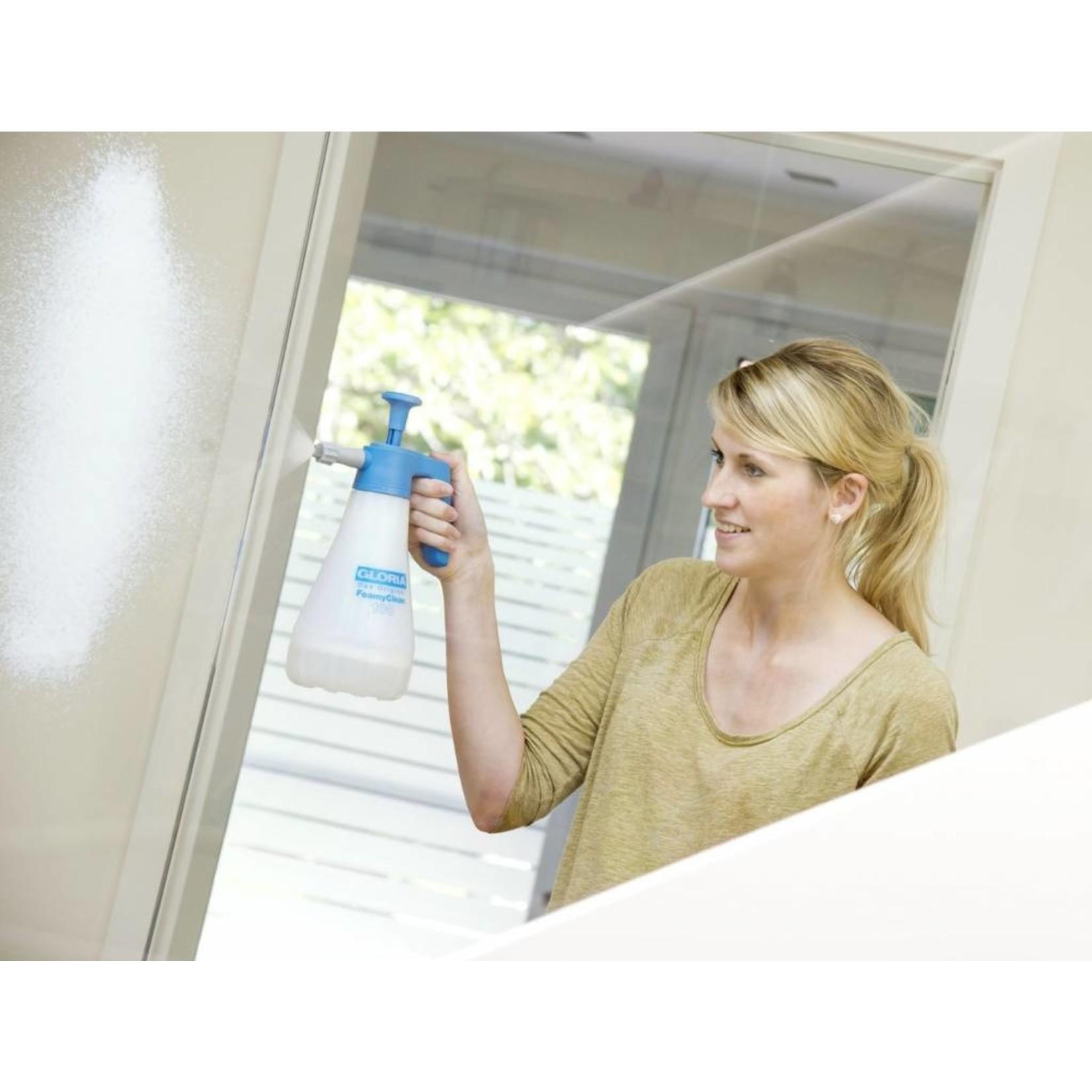 Gloria Reiniging Foamy Clean 100 Schuim Drukspuit (1 liter)