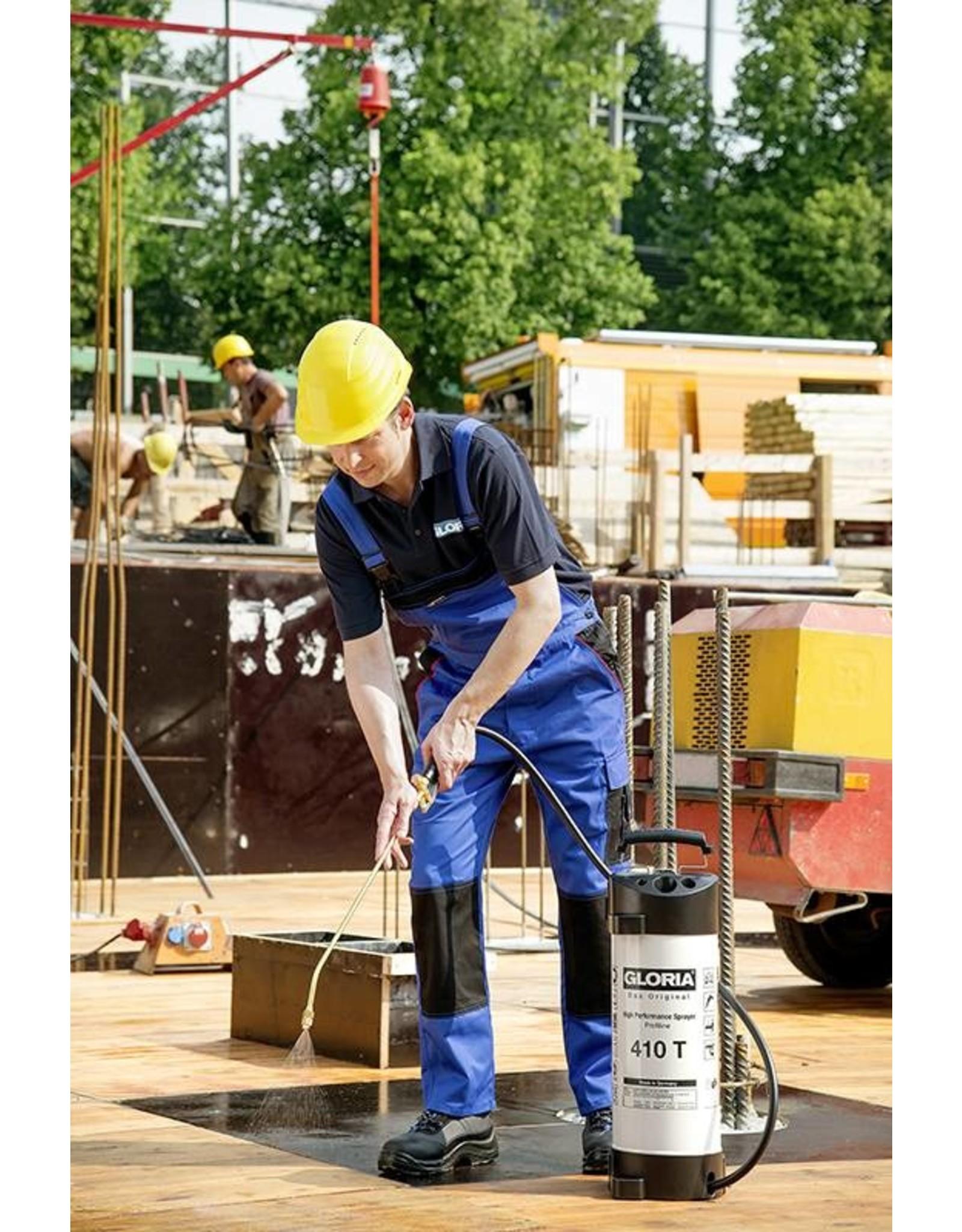 Gloria Industrie Hogedrukspuit Staal 410T Profiline - 10 liter