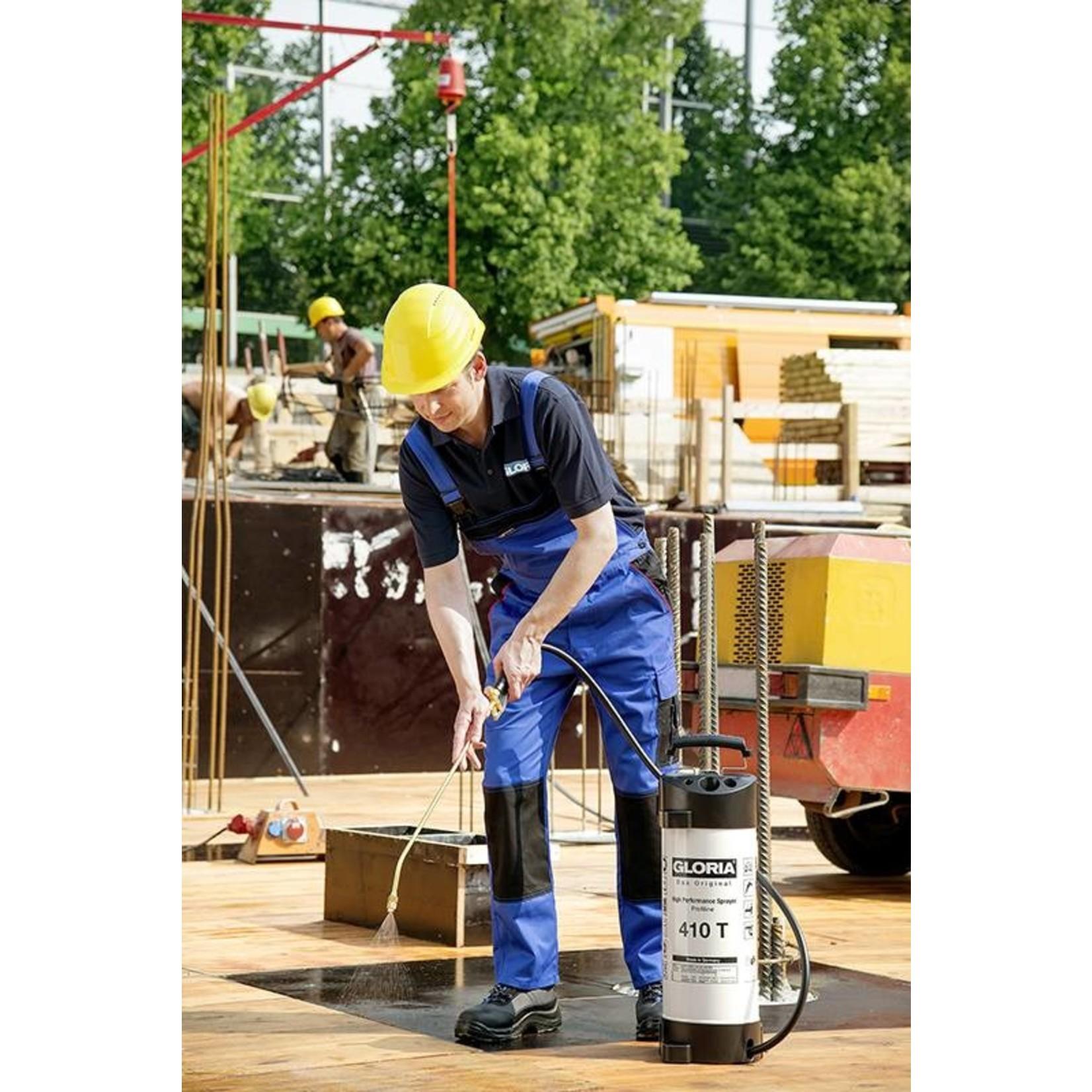Gloria Industrie Hogedrukspuit Staal 410T Profiline (10 liter)