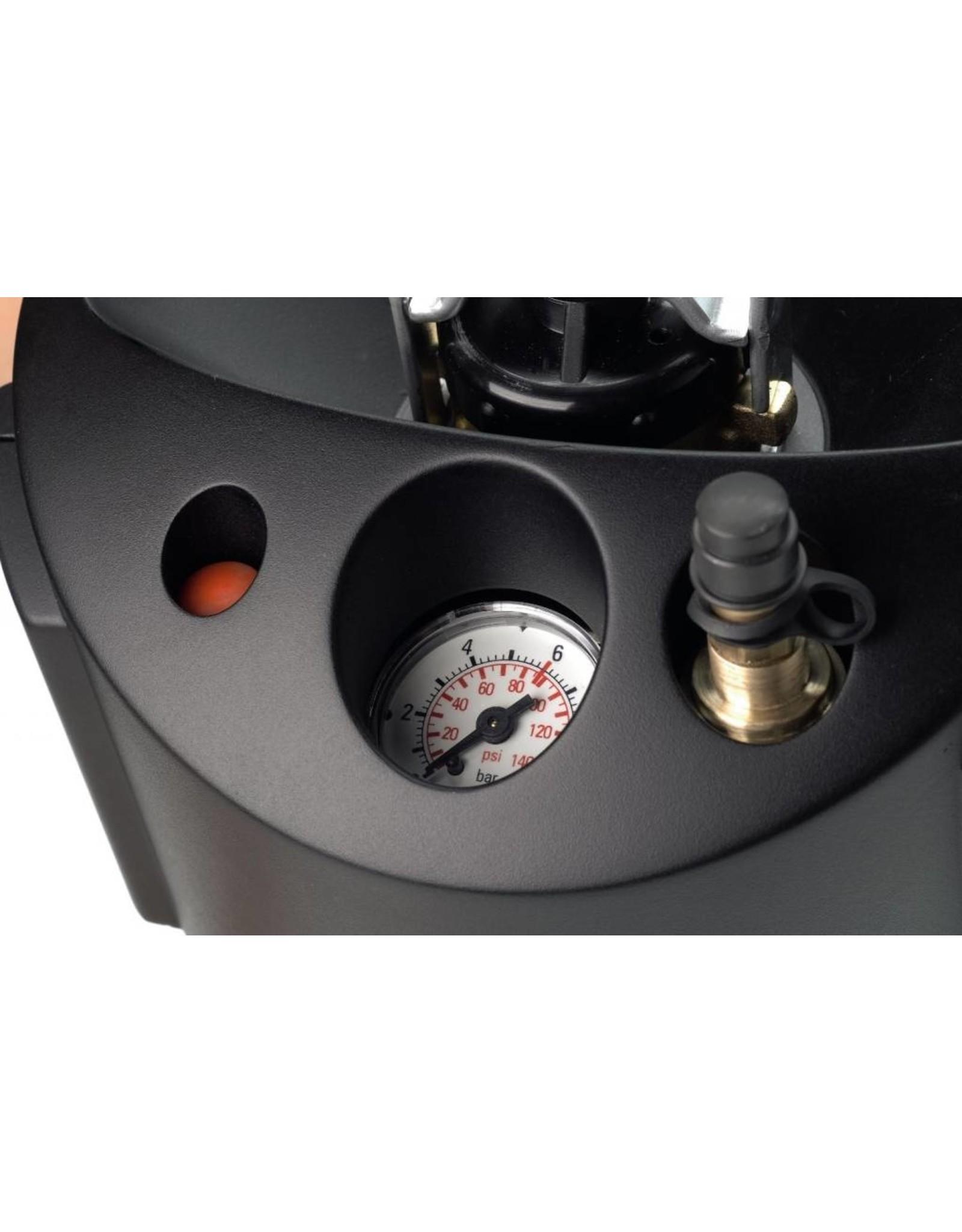 Gloria Industrie Hogedrukspuit Staal 410TKS Profiline - 10 liter - met Compressoraansluiting