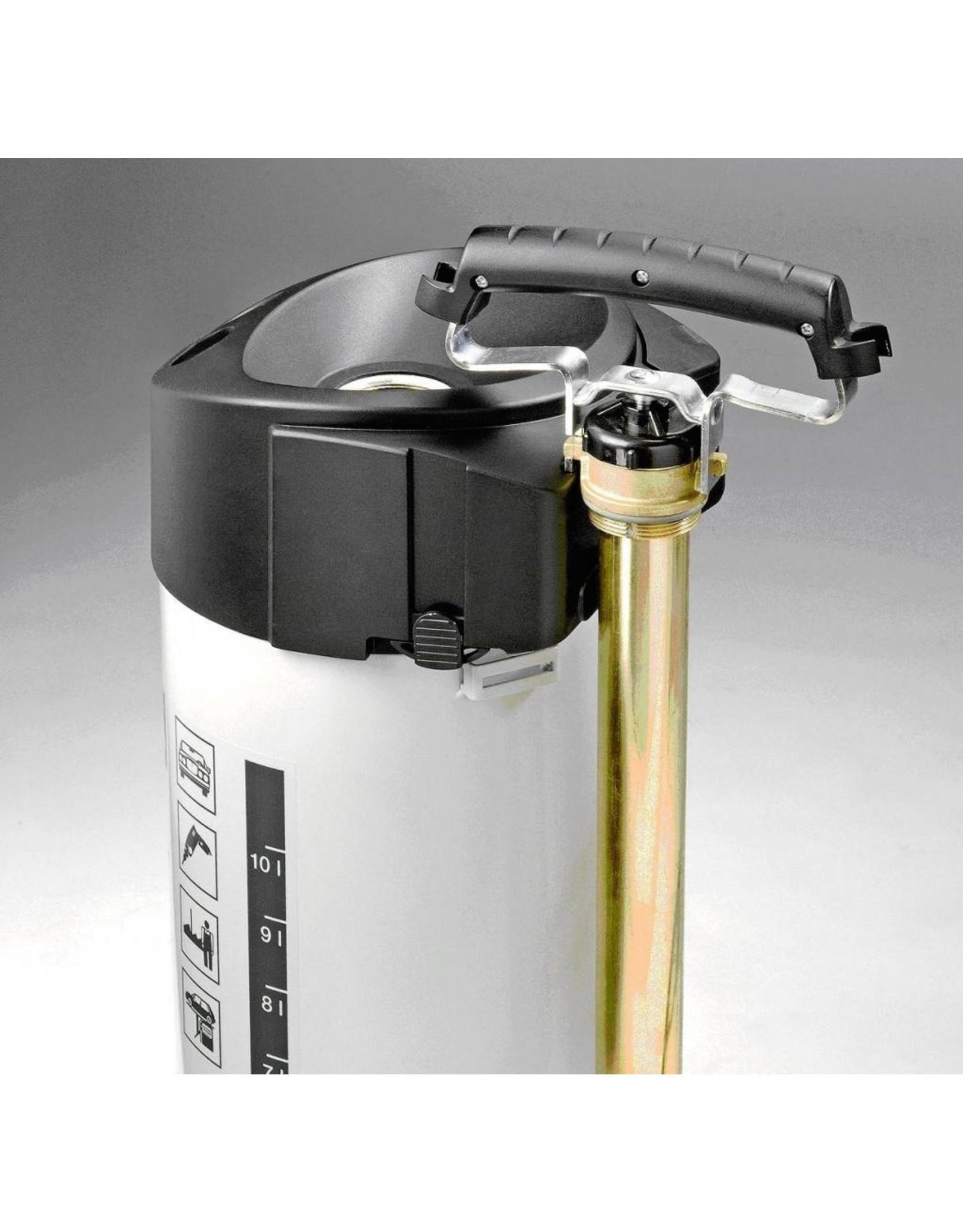 Gloria Industrie Hogedrukspuit RVS 505TK Profiline - 5 liter - met Compressoraansluiting