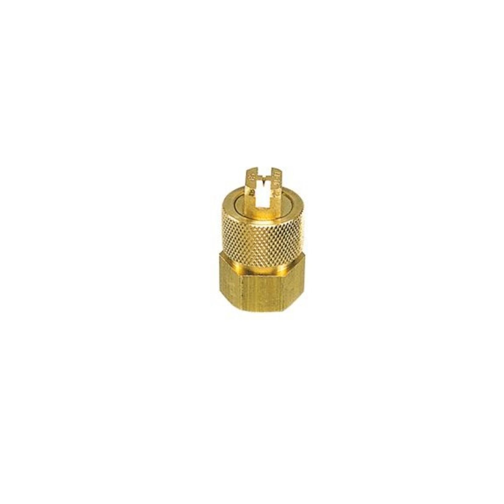 Gloria onderdelen Messing Vlakstraal sproeier type 8004E