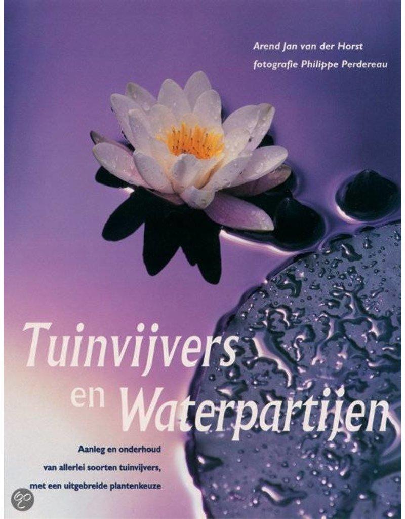 Boek Tuinvijvers en Waterpartijen