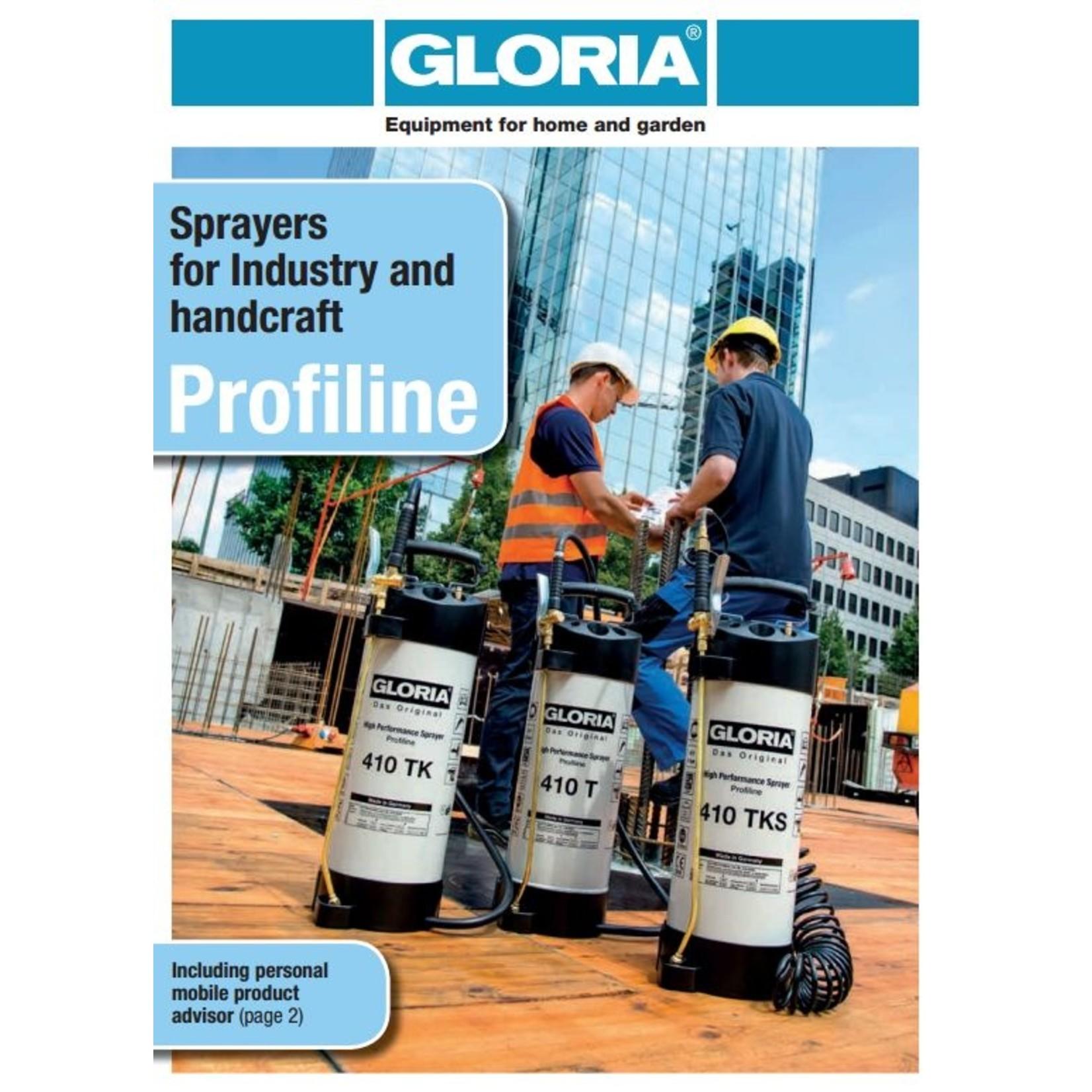 Gloria Industrie Profiline Catalogus