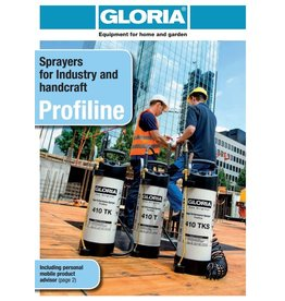 Gloria Industrie Profiline Catalogus