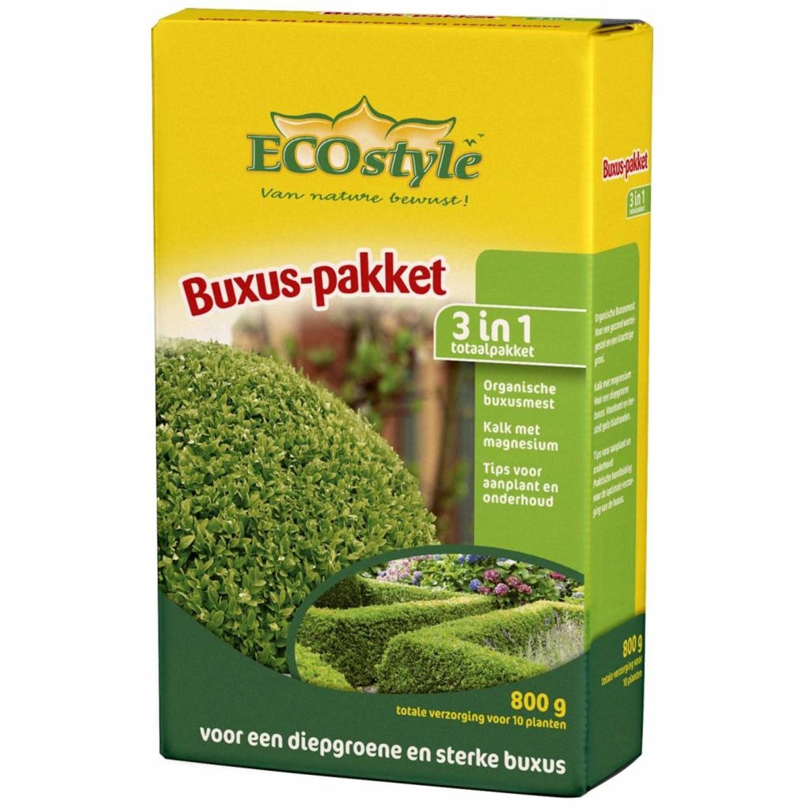 Ecostyle Buxus-pakket 800 gram