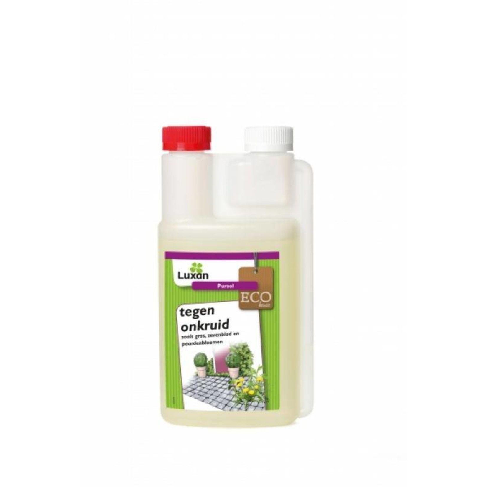 Luxan Pursol tegen onkruid op tegels 500 ml (concentraat)