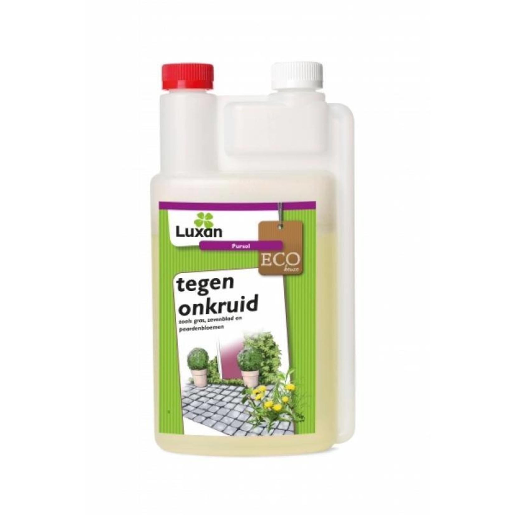 Luxan Pursol tegen onkruid op tegels 1000 ml (concentraat)