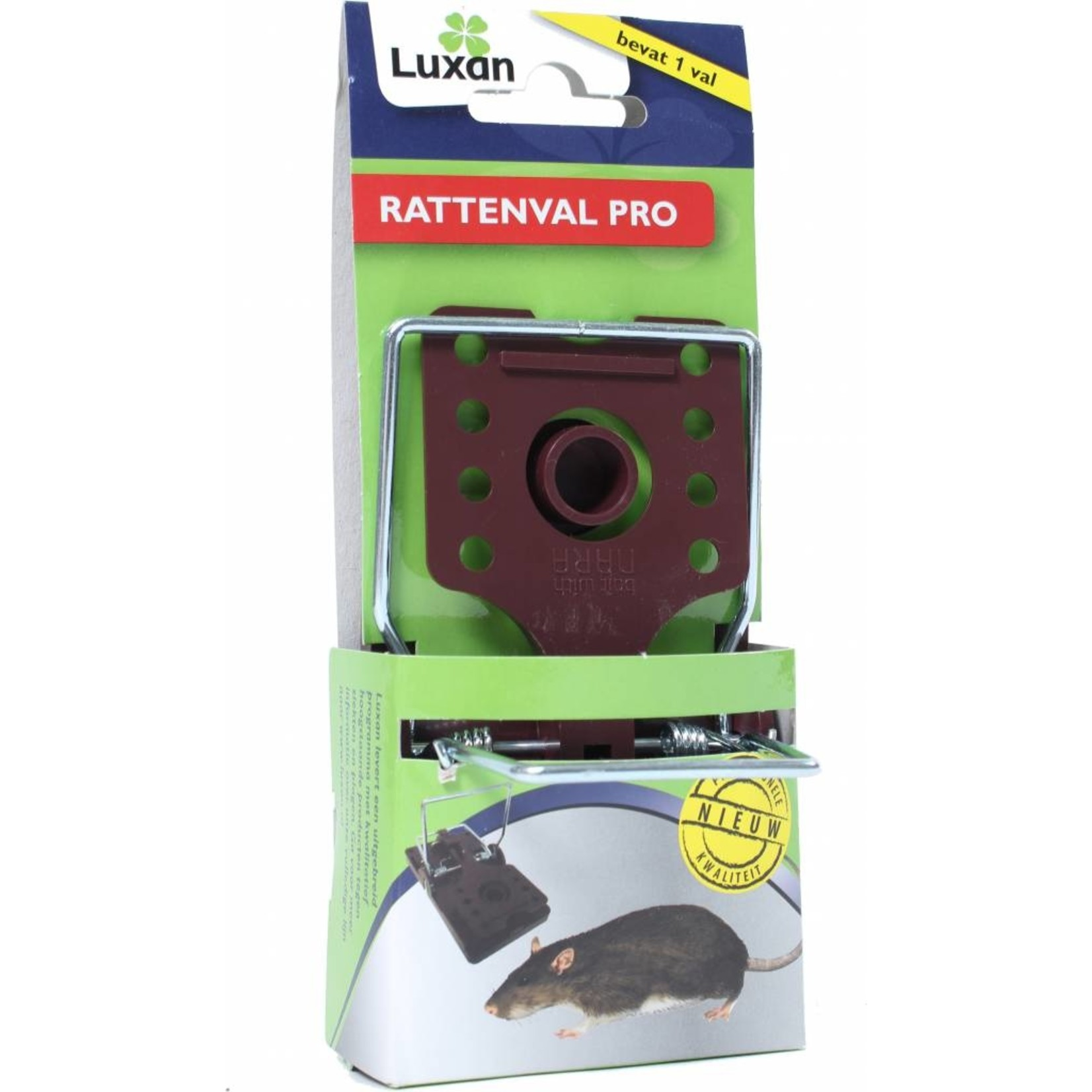 Luxan Rattenval Pro