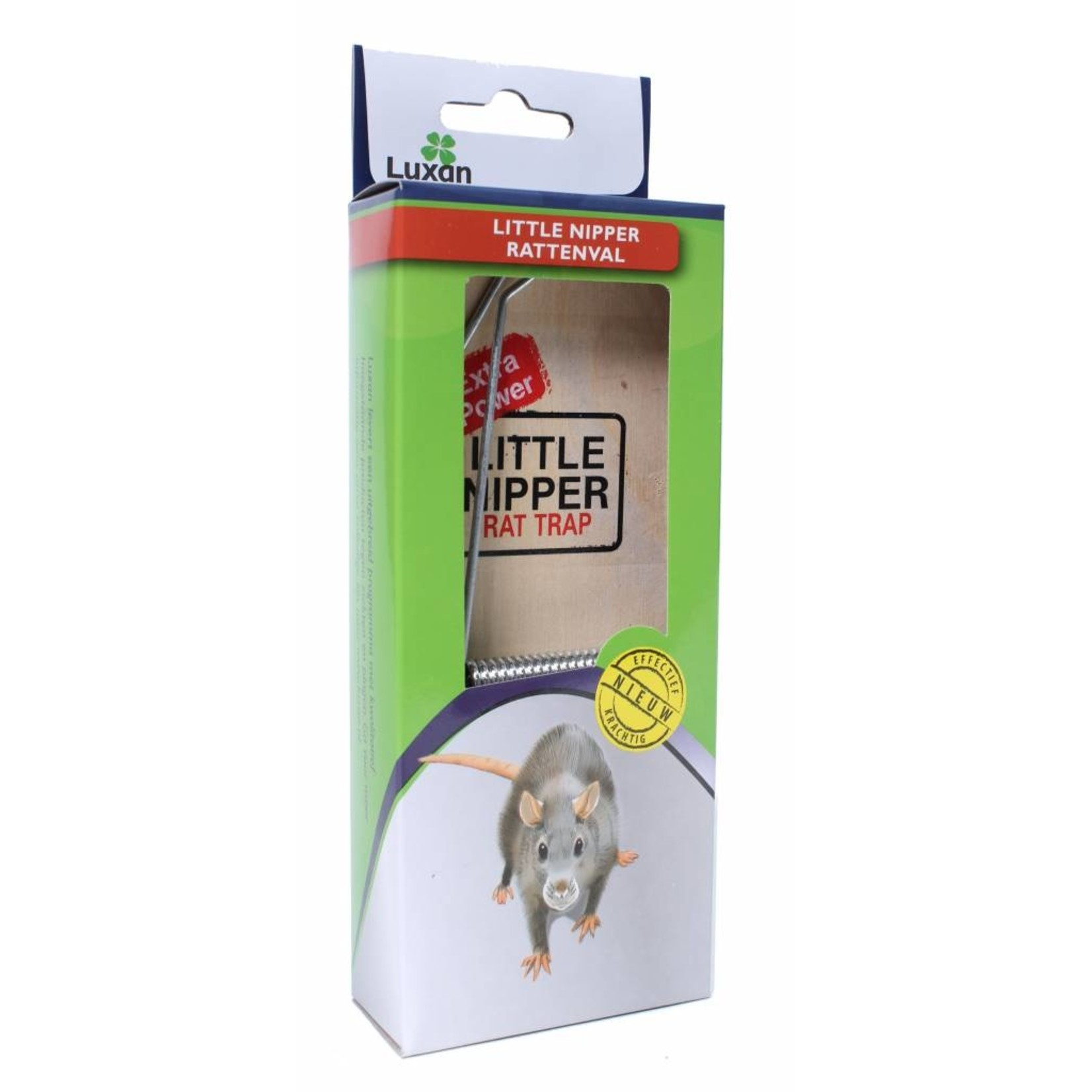 Luxan Little Nipper rattenval