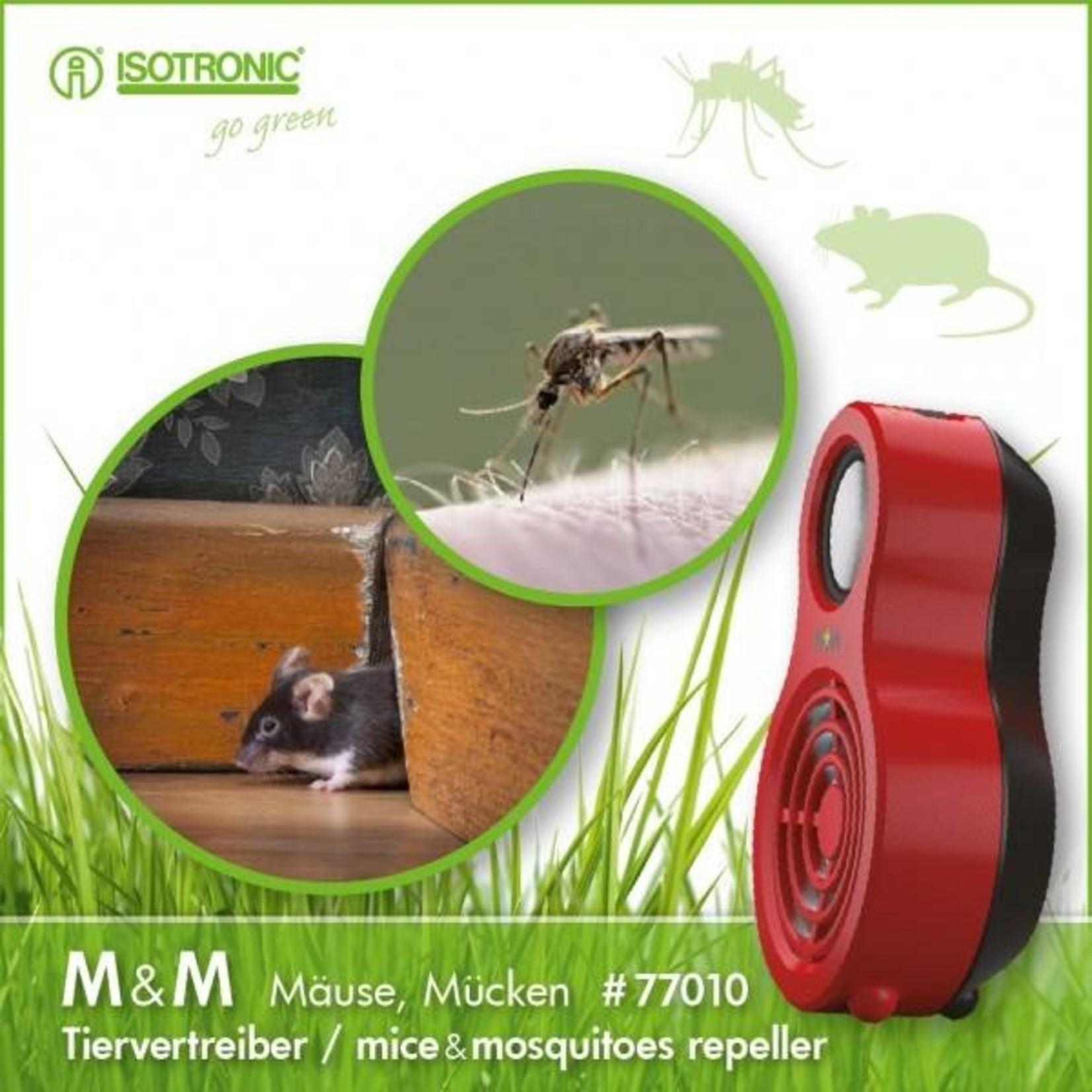 Isotronic Muizen, muggen en marterverjager