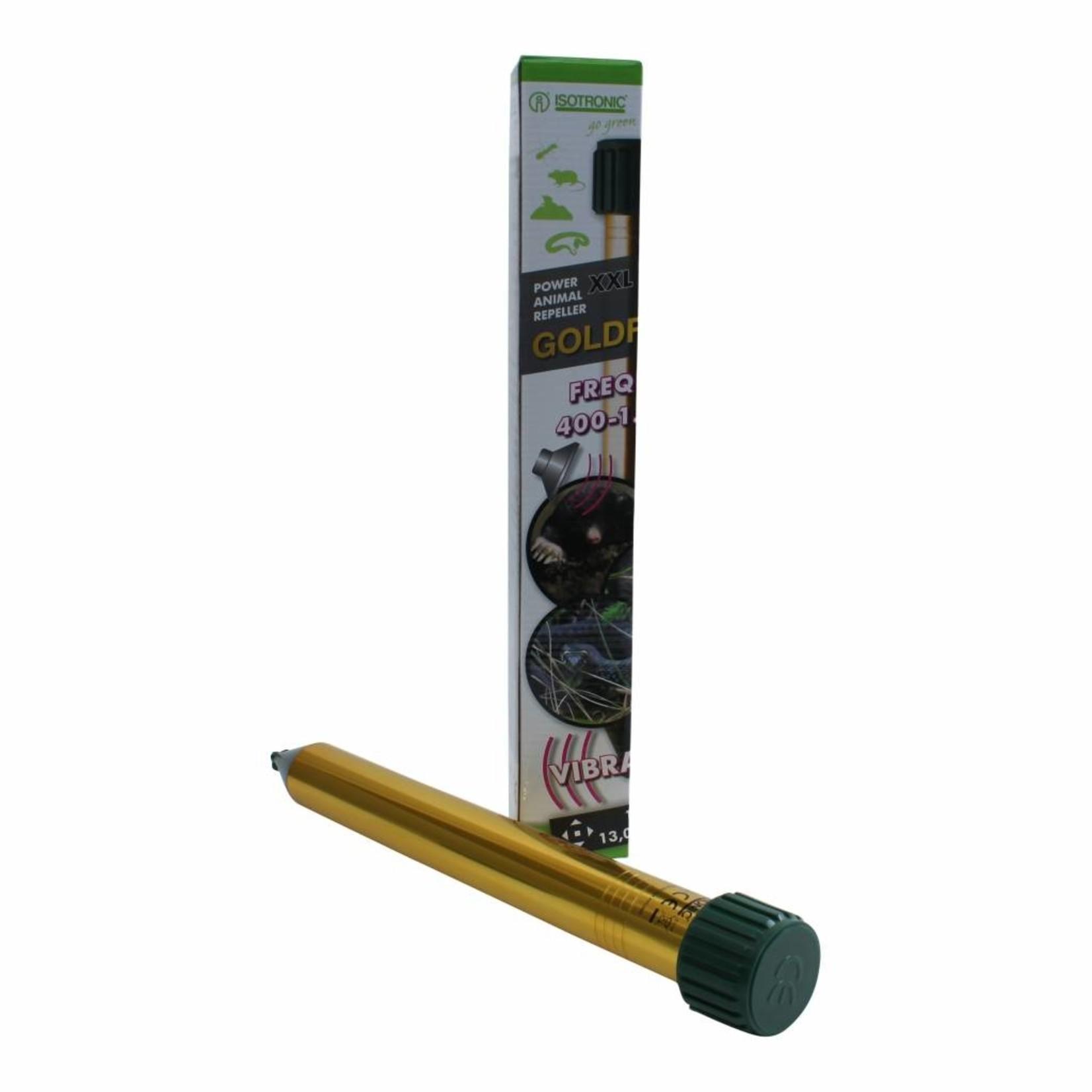 Isotronic Mollenverjager Ultrasonic & Fibration