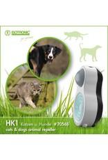 Isotronic Honden- en kattenverjager HK1