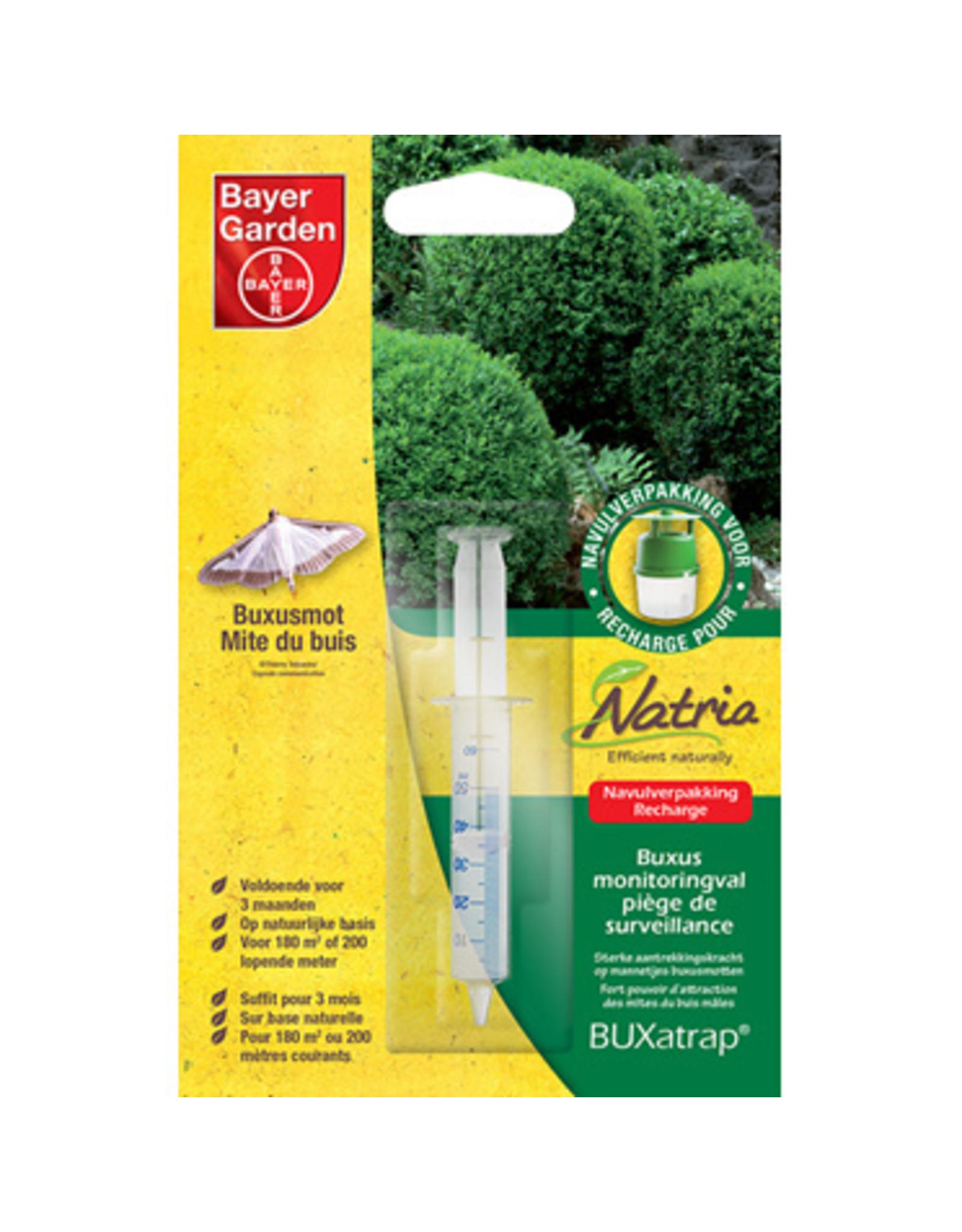 Bayer Garden Natria Navulverpakking Buxatrap® Buxus Monitoringval tegen buxusmot