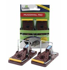 Luxan Muizenval Pro (2 stuks)