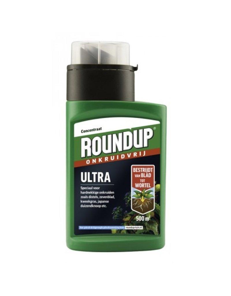 Round-up Ultra hardnekkig 250 ml (concentraat)