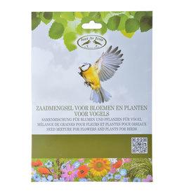 Esschert Zaad voor vogelaantrekkende bloemen