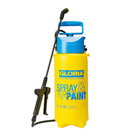 Gloria Drukspuit Spray & Paint - 5 liter